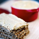 pine nut cream cheese