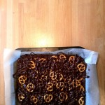 Chocolate Pretzel Energy Bars